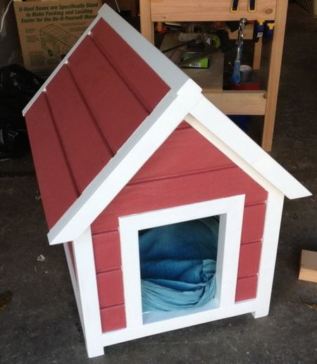 Good How To Build A Dog House Step By Step