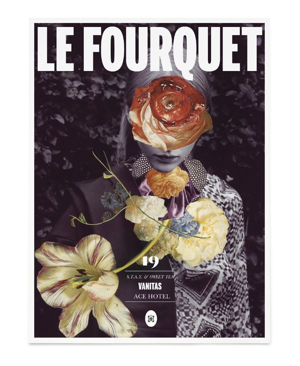 LE FOURQUET MAGAZINE  ISSUE NO. 19 - Mexico City, by La Tortilleria
