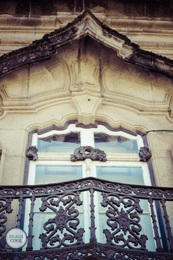 Arquitetura num Braga Cool Affair - Centésima Página