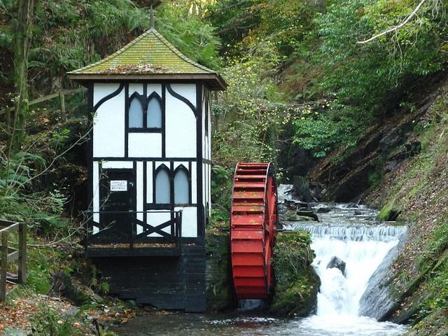 Groudle Glen, Isle of Man