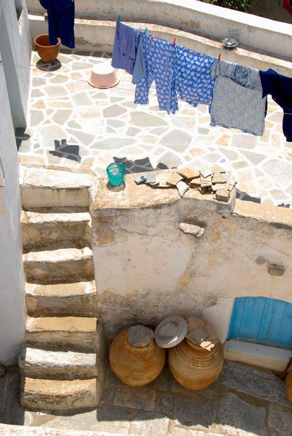 Chora, Amorgos Island ~ Greece