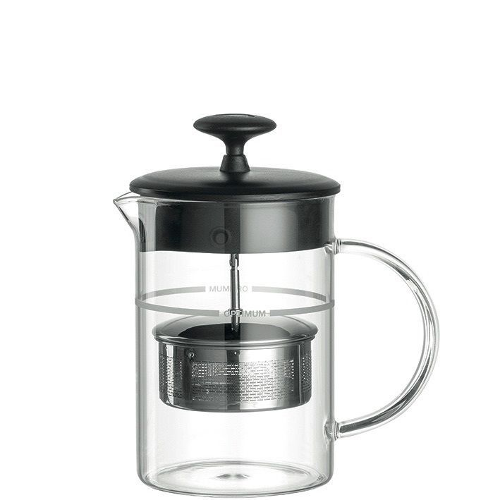 Leonardo Teebereiter / Teekanne aus Glas 0,5l Neu 025511