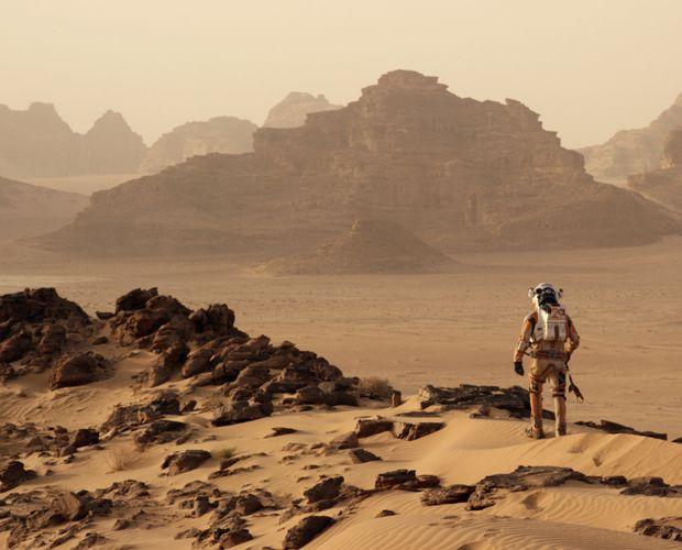 Neu im Kino: Der Marsianer.