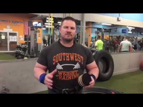 Stick to your program with coach Gary Miller