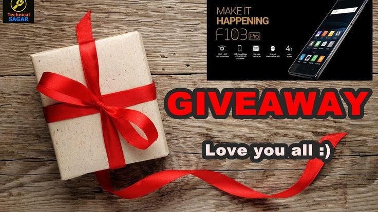 GIVEAWAY FOR ALL | Lots Of Love