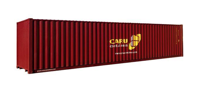 Caru.cz Kontejnery | Přepravní a skladovací kontejnery