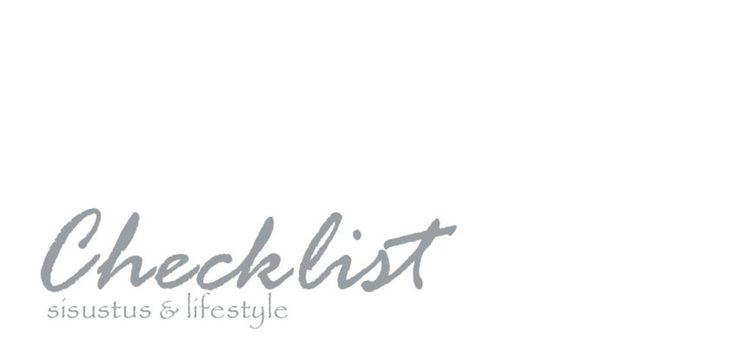 IHANA INTIALAINEN BUTTER CHICKEN - Checklist - CASA Blogit