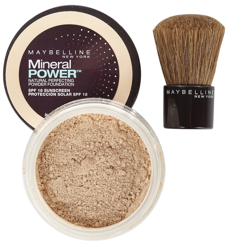Best mineral powder! Even better than Bare Minerals and Bella Terra... And much cheaper!! Little tip: take your daily moisturizer and apply a dot of it to your forehead, cheeks, nose and chin. Then with a good brush, buff in the mineral powder. This creates an airbrush finish and keeps you moisturized with a healthy glow :)
