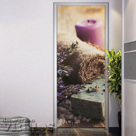 M s de 25 ideas incre bles sobre vinilos para puertas en - Puertas con vinilo ...
