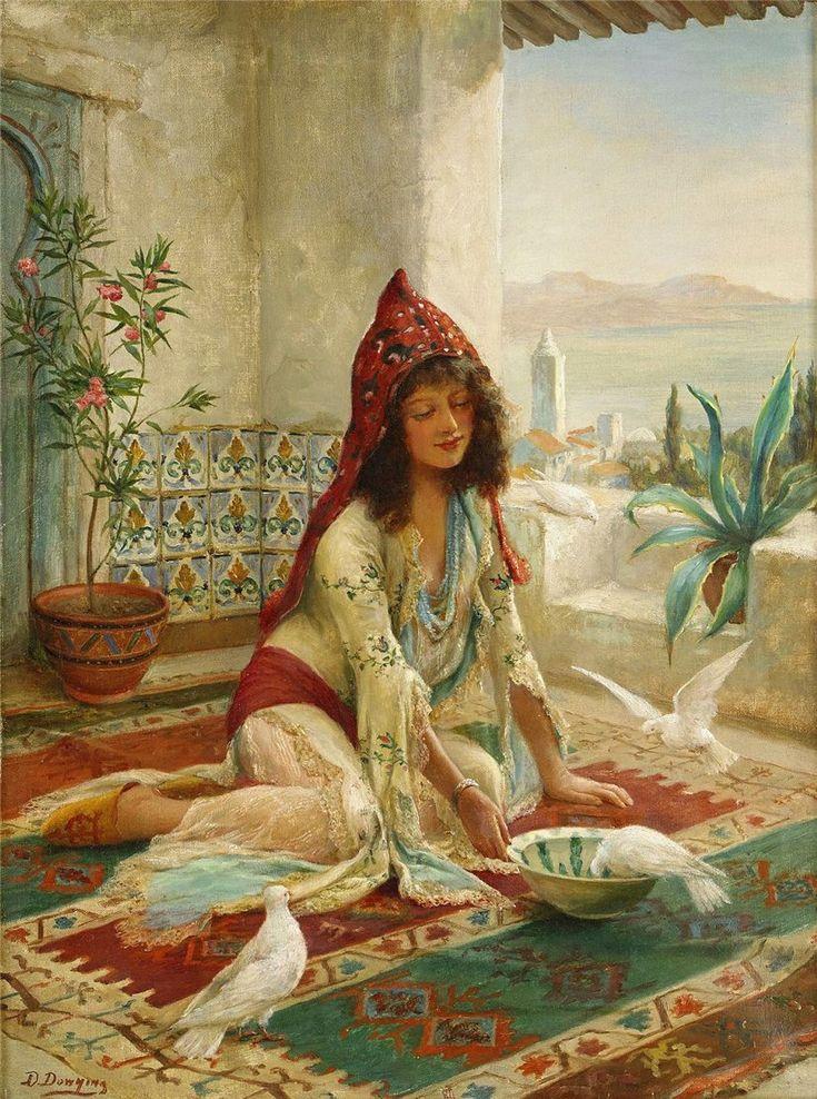 Find a gypsy girl art