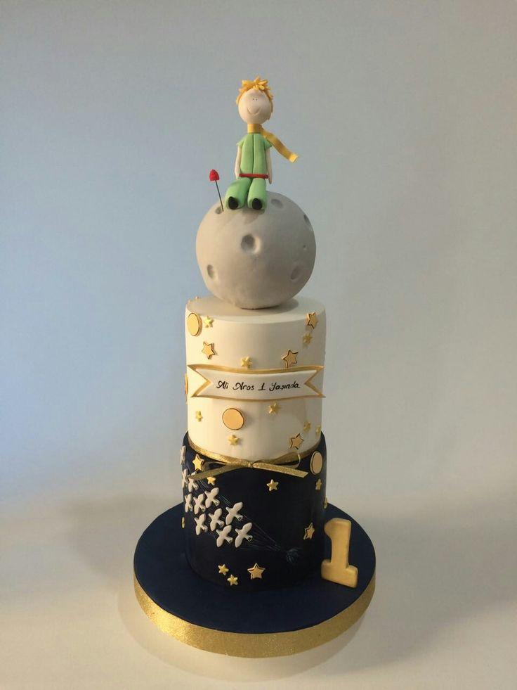 küçük prens doğum günü konsepti