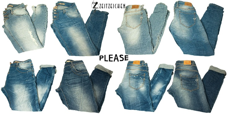 Please Jeans Spring 2013