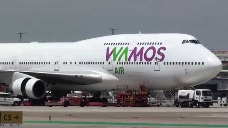 Wamos Air duty free shopping - https://www.dutyfreeinformation.com/wamos-air-duty-free-shopping/