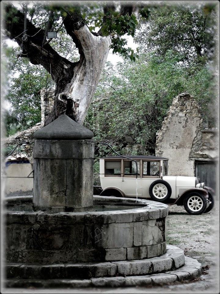 Roscigno Vecchia in Cilento, Italy