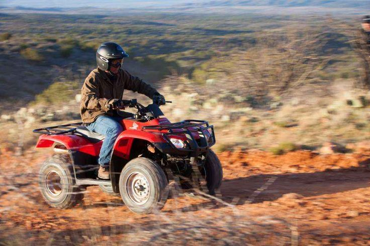 New 2016 Honda FourTrax® Recon® ES ATVs For Sale in Arizona. Call Western Honda Powersports at 480.524.1435, request an online quote, or best, visit us in person for more information!  You can always call us with a $$$ deposit to secure our best deal, ready to start riding this awesome machine!  Our Powersports Dealership offers hard to beat pricing, combined a low pressure, easy to deal with, friendly staff.  Everything is on sale at Western Honda in our Honda Powersports Sales…