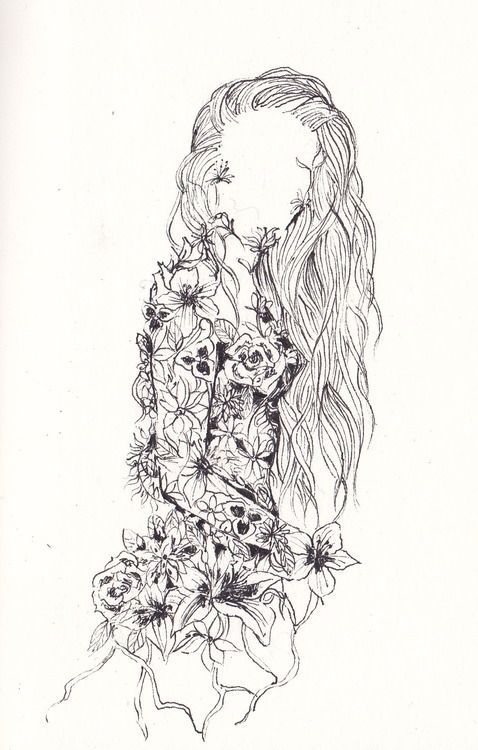 Pin By Anissa Salinas On Art Pinterest Drawings Flower Drawing