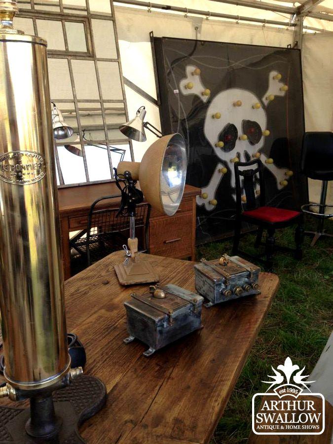 Cheshire Showground Salvage Show - August 2014