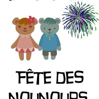 invitations nounours