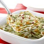 Lasagne al salmone ricetta