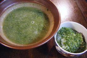今が旬?生めかぶの食べ方②(味噌汁)