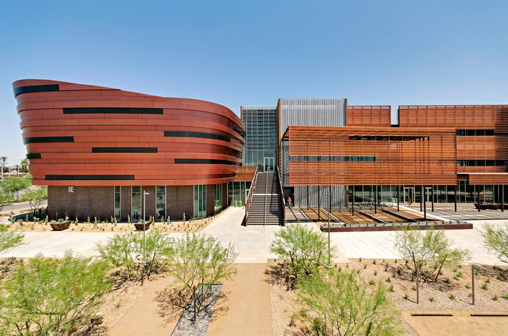 GateWay Community College Integrated Education Building