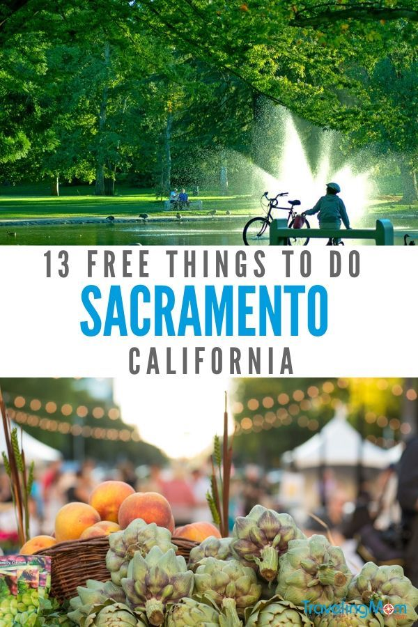 Fun Free Things To Do In Sacramento With Kids Free Things To Do