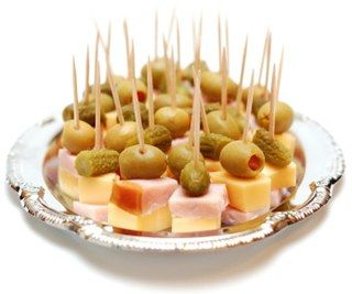 Cold Appetizers for a Crowd