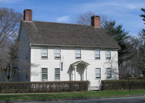 The William Hart House (1767) Located next to the First Congregational Church in Old Saybrook is the 1767 house of General William Hart, which is now the headquarters of the Old Saybrook Historical Society. Hart was a merchant engaged in the West Indies trade with his brother, Joseph. During the Revolutionary War, he outfitted privateers and led the First Regiment of Connecticut Light Horse Militia to Danbury, when that town was raided by the Brittish under Brig. Gen. William Tryon in 1777.