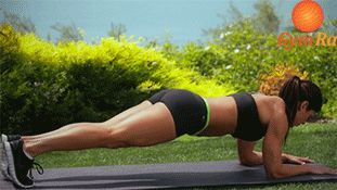 Work your core until youre chiseled. #MakeMe better. http://play.make.me/1soAZwO #fitness gifs