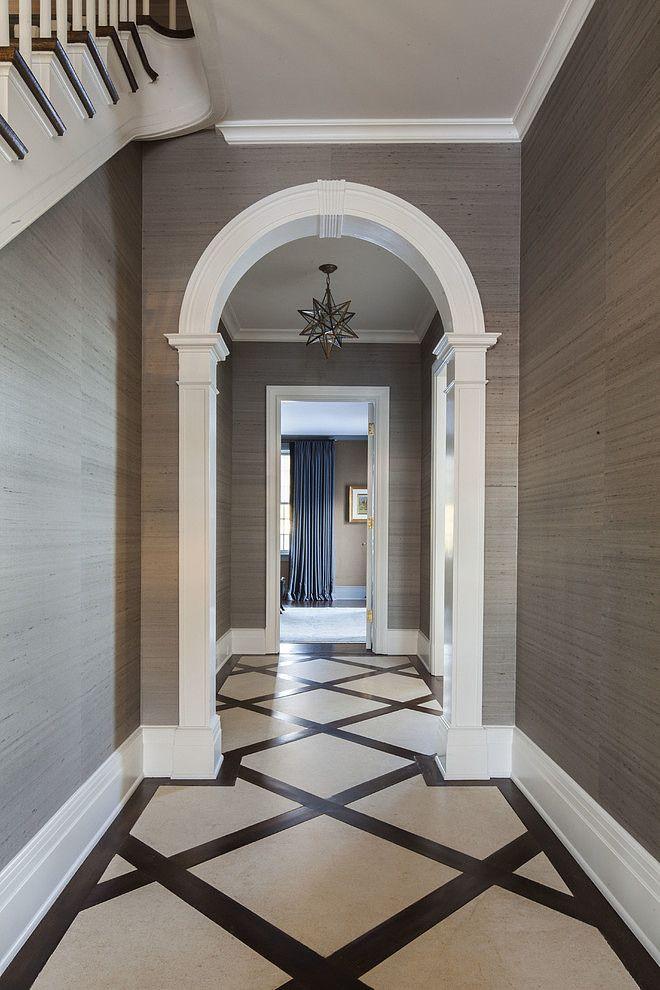 S B Long Interiors Neil Landino Photography Hallway