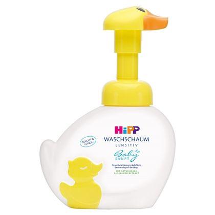 HiPP Babysanft Waschschaum-Ente sensitiv - ROSSMANN Online-Shop