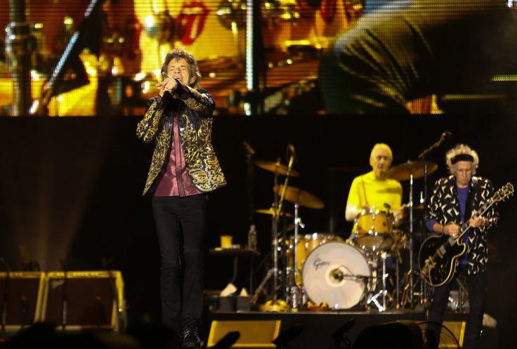 The Rolling Stones en Colombia: fotos del concierto en El Campín de Bogotá: [En fotos] Así se vio el concierto de The Rolling Stones en Colombia   Actualidad   Fotogalería   Caracol Radio