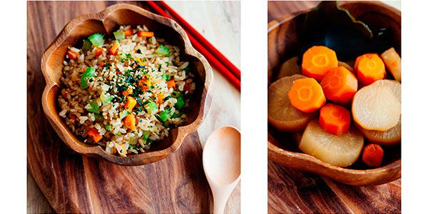 3 receitas macrobióticas para se equilibrar com a alimentação