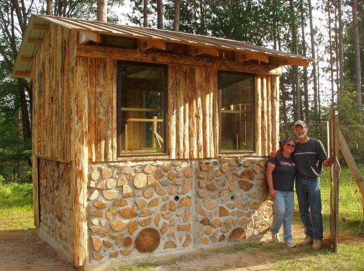 180 best images about cordwood building on pinterest for Cordwood building plans