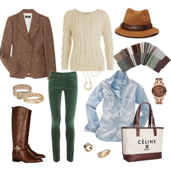 Equestrian Chic