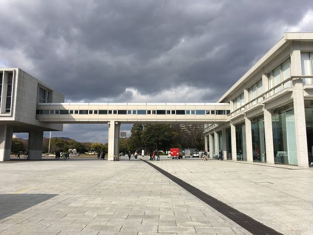 TASTE OF HAWAII: HIROSHIMA PEACE MEMORIAL MUSEUM - JAPAN