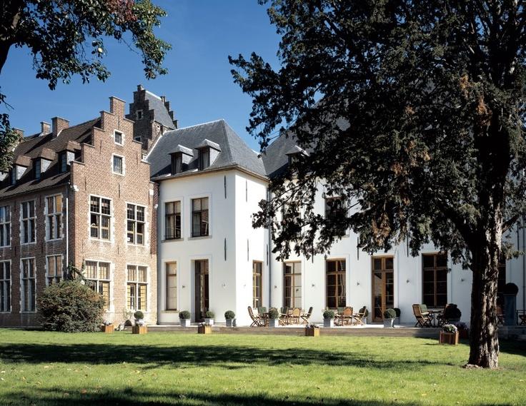 Golfen in België http://golfandcountrytravel.nl/golf-landen/belgie/martins-kloosterhotel-leuven/#