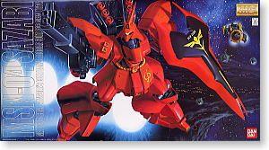 MSN-04 Sazabi (MG) (Gundam Model Kits)