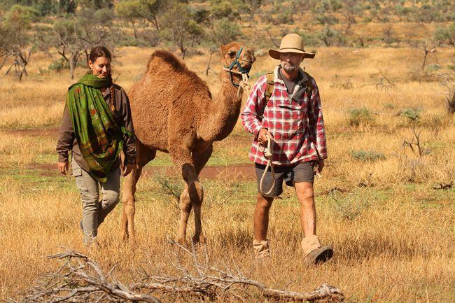 Australian Photography Tours   Pete Dobre   Camel Treks Australia
