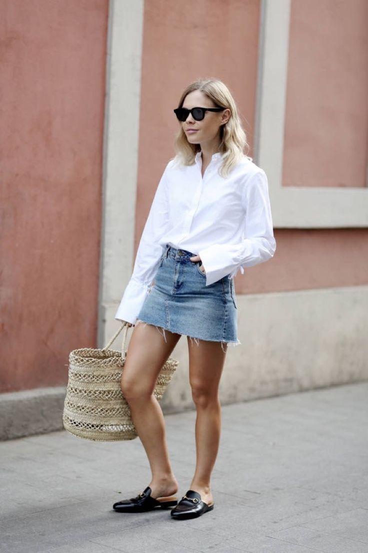 10 Looks Primaverales Muy Chic Pero Simples Que Puedes Copiar De Esta Fashion Blogger   Cut & Paste – Blog de Moda