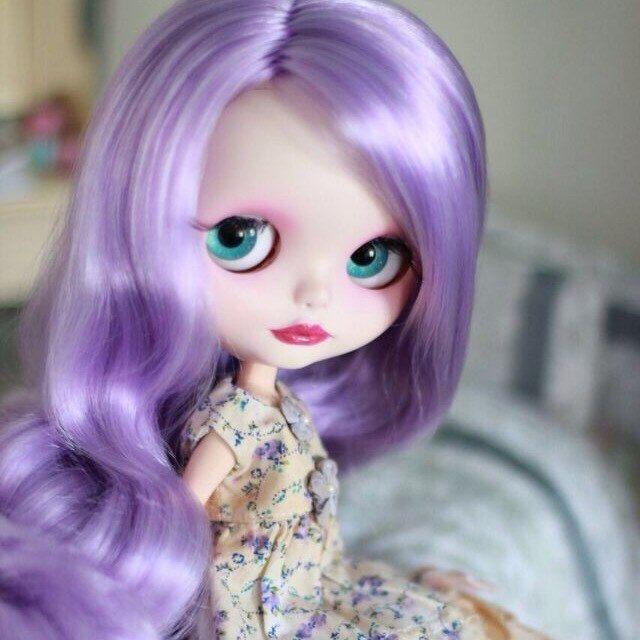 Little sweetheart blythe doll