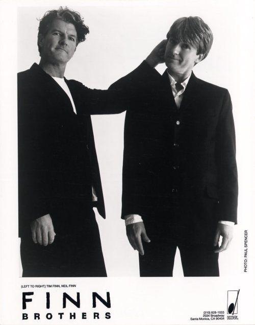 Tim and Neil Finn
