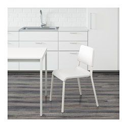 The chair is easy to store when not in use, since you can stack up to 6 chairs on top of each other.