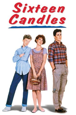 """SIXTEEN CANDLES (1984): A young girl's """"sweet sixteenth"""" birthday becomes anything but special as she suffers from every embarrassment possible."""