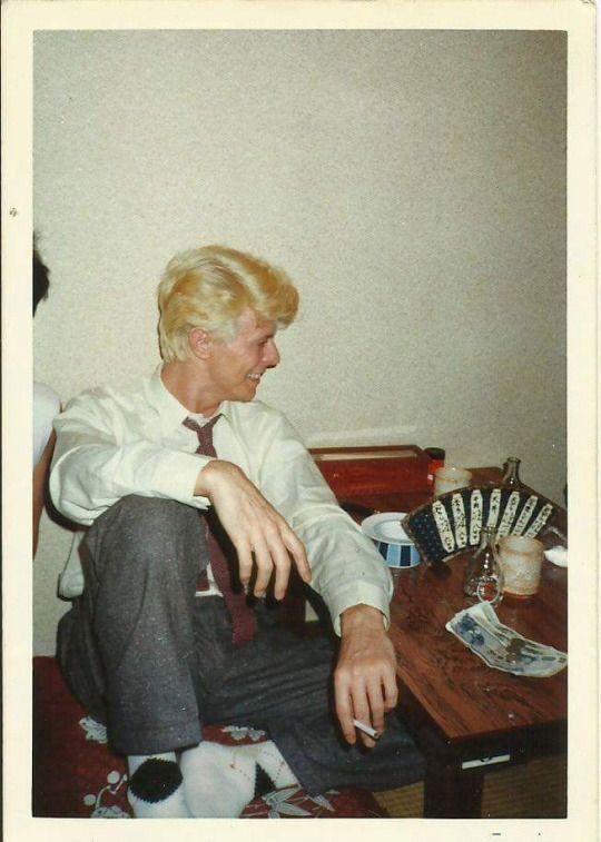 Platinum Bowie