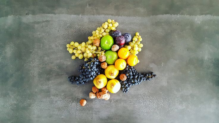 fruits d'octobre