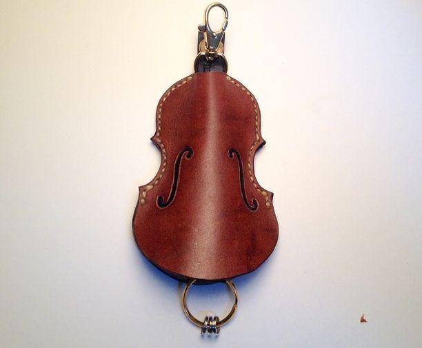 バイオリン キーケース BRAUN