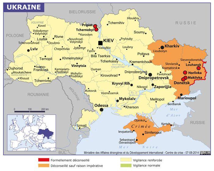 Si la Russie souhaite vraiment ce conflit en Ukraine, pourquoi Arte Journal n'essaierait-il pas de la prendre à son propre jeu en mettant à jour la stratégie russe, notamment par l'utilisation de cartes ?