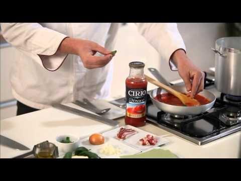FINTA LASAGNA IN SALSA VERACE, AGLI AGRUMI E FORMAGGI CREMOSI - #Cirio http://www.cirio.it/pdf/ricetta-cirio-lasagne.pdf