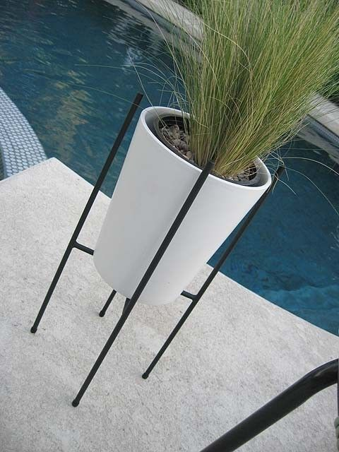 Find this Pin and more on Mid-Century Planters. - 58 Best Mid-Century Planters Images On Pinterest